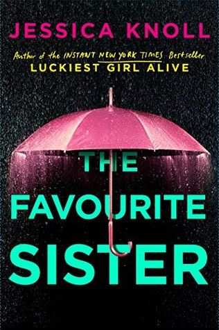 My Favourite Sister by Jessica Knoll is a mystery and an intense exploration of sisterhood, and the women who will do anything to get to and remain at the top of the cast in Goal Diggers. They were exhausting and I sympathised with them all at once. Read my review: http://editingeverything.com/blog/2018/04/18/my-favourite-sister-reality-tv-secrets-lies-and-getting-to-the-top-of-the-food-chain/