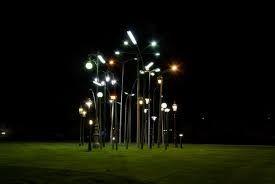 Risultati immagini per lampioni città