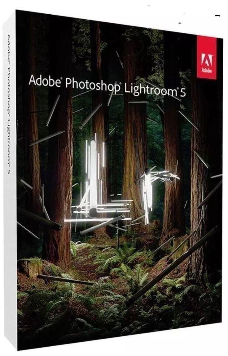 Adobe Photoshop Lightroom 5 5.6 5.7 (Mac)