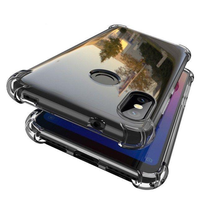 For Xiaomi Redmi Note 5 4x Mi A2 Lite Cute 3d Beard Soft Silicone Cat Case Cover Cats Case Samsung Wallpaper Stylish Phone Case