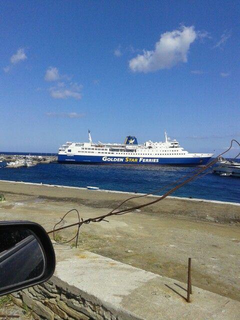 Λιμάνι Χώρα Άνδρος