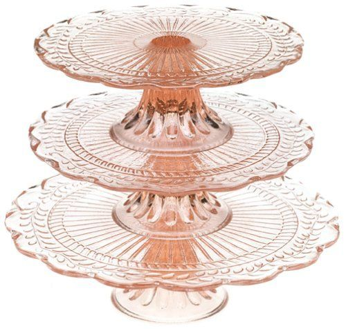 Pink Depression Era Glass! for a little pretty (mk) don't know where to put, don't want to forget