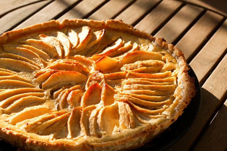 Un beau dimanche ensoleillé, un repas de famille, une belle tarte aux pommes sans gluten et sans lait… voilà les éléments essentiels du bonheur selon moi… Cette tarte aux pommes m'a inspiré un petit mémo pratique sur les pâtes à tartes. Voilà mes recettes de pâte à tarte sans gluten et/ou sans lait simples et rapides à réaliser.  Mon conseil: pour parfumer une pâte rien de mieux que de mélanger les farines et d'ajouter graines, épices ou encore herbes aromatiques. Mon accord préféré pour…