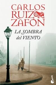 La sombra del viento de Ruiz Zafón