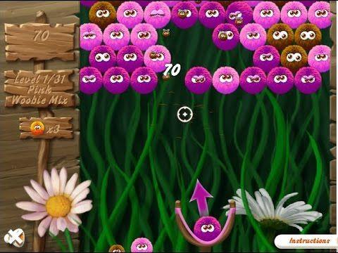 Woobies Flash Oyunu Oyna - Merve Oyunlar - Flash Oyunlar - Balon Oyunları - Videonuyukle.com