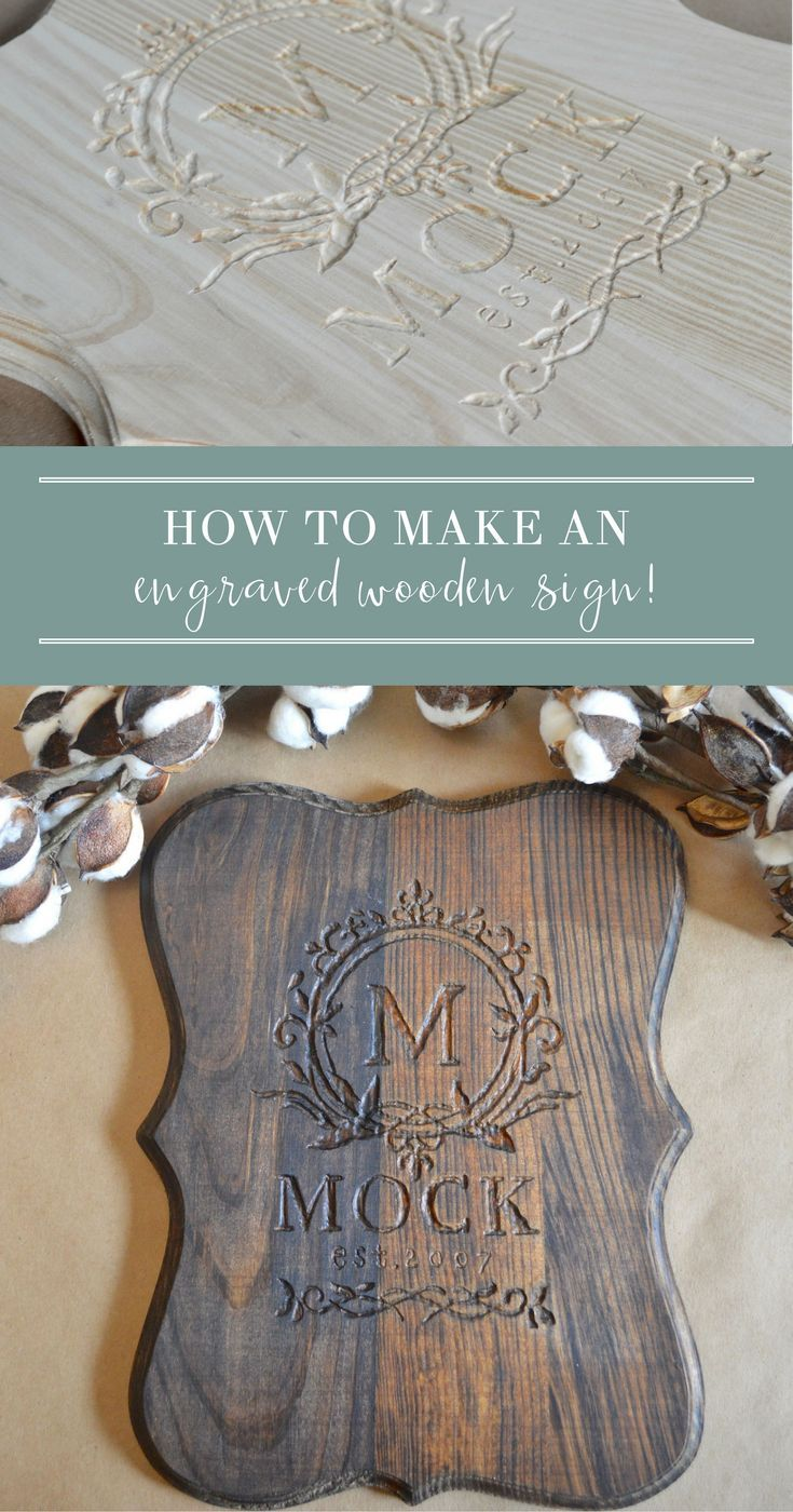 This DIY wood carving and woodworking tutorial was easy, affordable, budget friendly, and fun.  Looking for a simple wood project to make wall decor or wall art?  Try this craft!  This project tutorial is useful, beginner friendly and cheap and the sign would make for a great gift with a monogram or quote.  Looking for ideas, tips, and tricks for the home?  Stop by Home Beautifully!