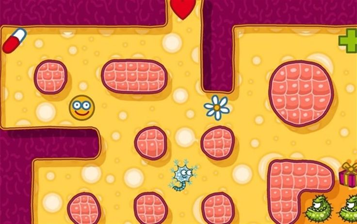 Un videojuego que conciencia sobre la esclerosis múltiple con gráficos de Kukuxumusu