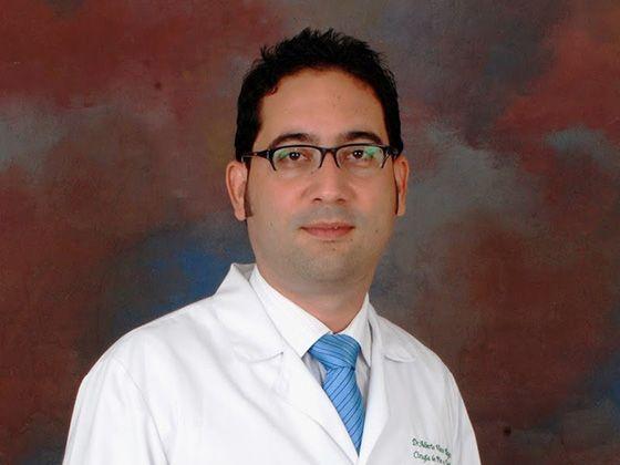 Alberto Enrique Vieco Reyes  Ortopedista Barranquilla AlbertoVieco.medicosdoc.com
