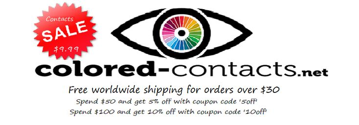 Find the amazing collection of Green contact lenses online with us: http://colored-contacts.net/green-contact-lenses/