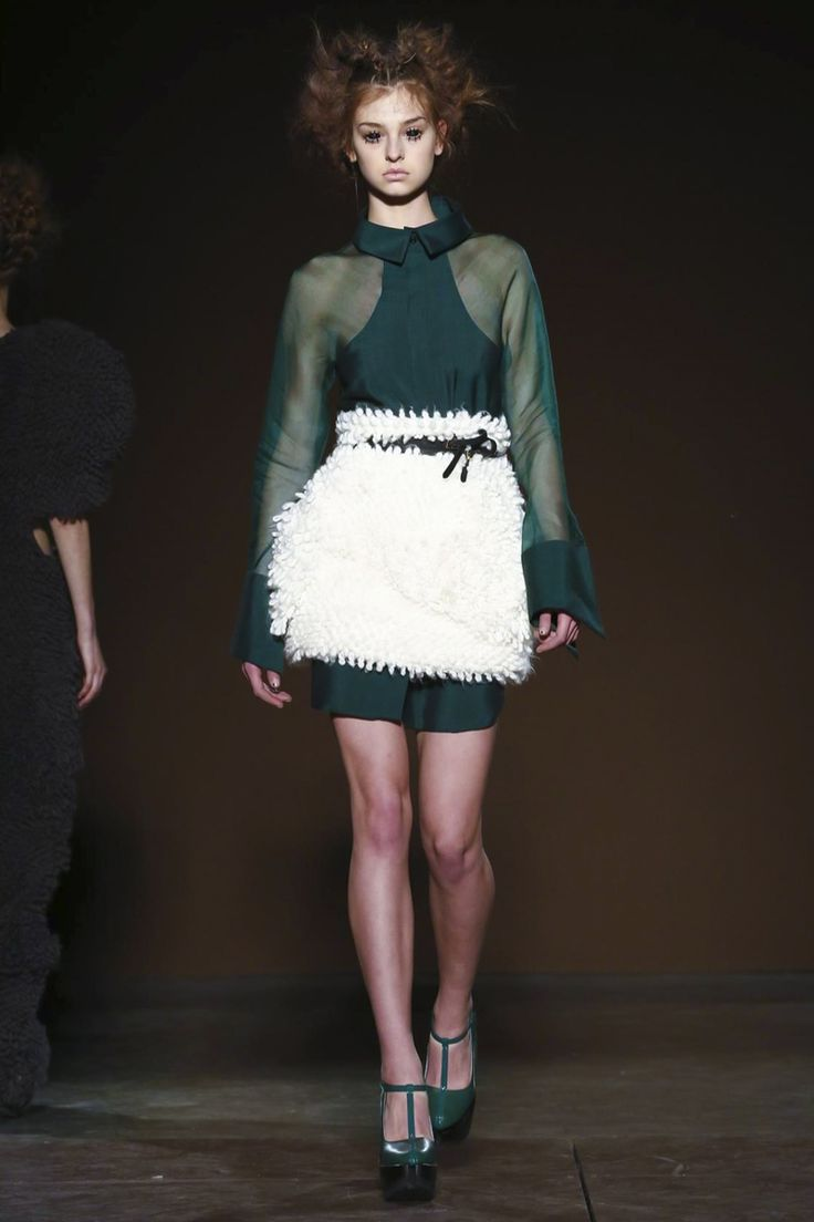 DORHOUT MEES Ready To Wear Fall Winter 2016 Paris