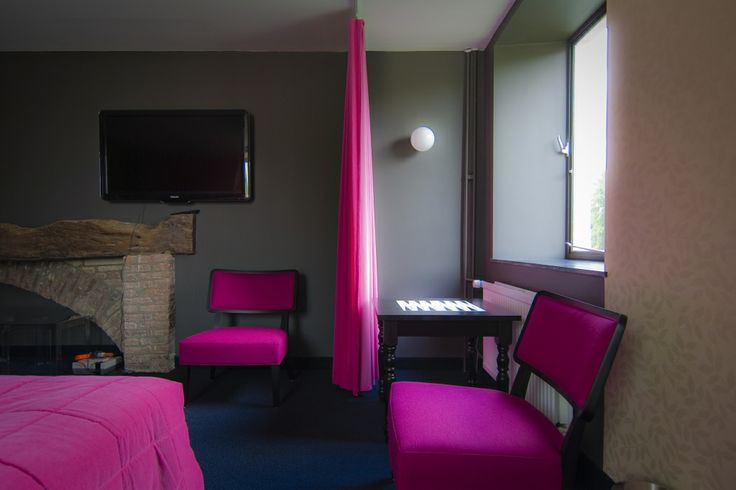 Jurgen Bey - Room 1 @ Teaching Hotel Chateau Bethlehem, Maastricht (Limburg), The Netherlands