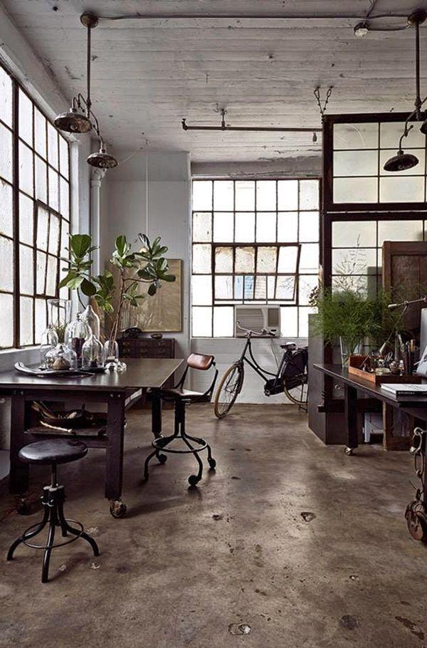 {one big desk}