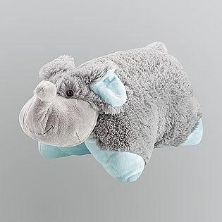 As Seen On TV Elephant Pillow Pet I WANT THIS SO  BAD ITS SO CUTE.