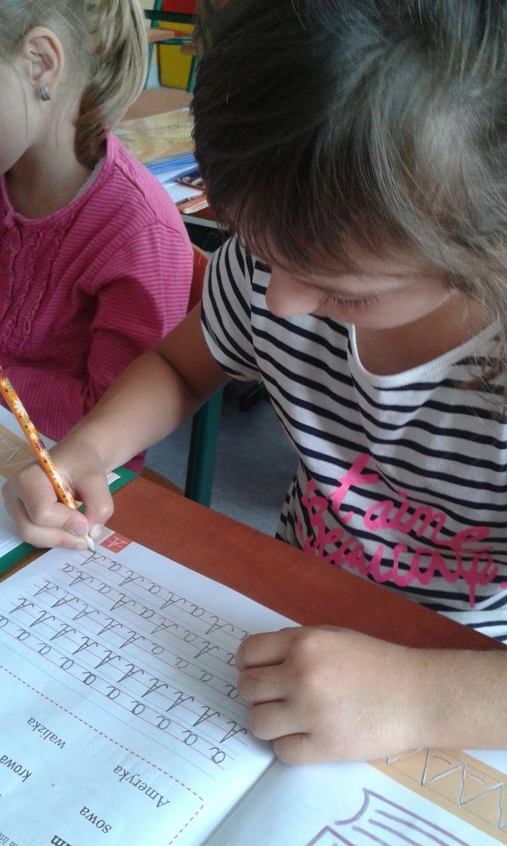Blog klasy 1a Publicznej Szkoły Podstawowej w Lipsku