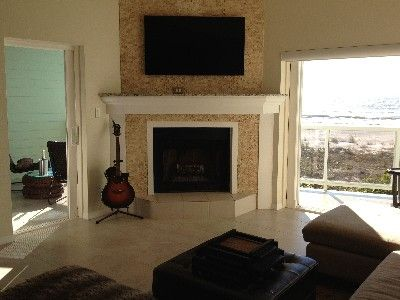 Corner Fireplaces With Tv Above