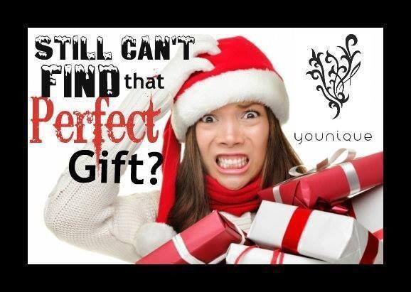 Everyone needs a little Younique this holiday season. Gifts starting at $15 Cdn.