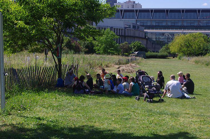 Ecole Normale Supérieure de Lyon - Rendez-vous aux jardins 2014