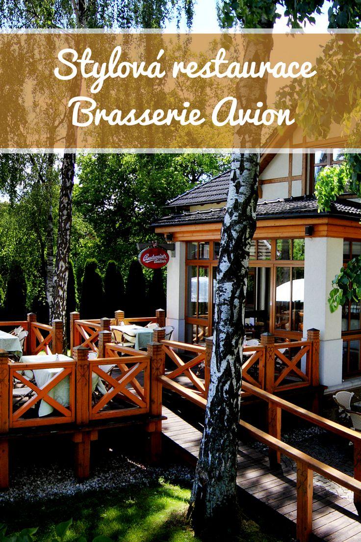 Místo, kde se budete cítit dobře. #Restaurace #Brasserieavion v #Rožnově.