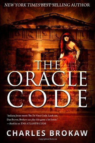 The Oracle Code: 4 (Thomas Lourds) by Charles Brokaw, It was the most renowned and respected shrine in the Roman Empire, the object of veneration by Julius Caesar, Cleopatra, Octavian, and a host of other luminaries. It stood for centuries within a sacred precinct the size of a large town at the heart of the greatest Greek city in the world. Yet it disappeared without a trace, creating the greatest archaeological enigma of the ancient world. What became of the tomb of Alexander the Great?