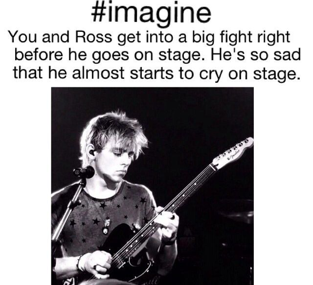 Ross Lynch imagine i cant even handle this...