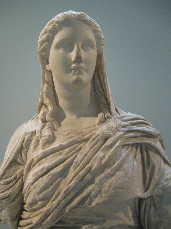 demeter greek goddess statue - photo #17