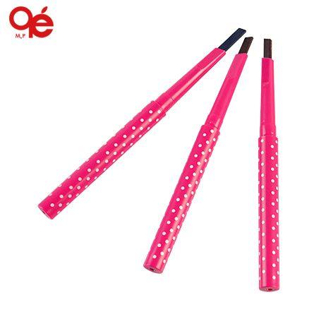 1 stks Vrouwen Dames Waterdichte Langdurige Bruin Wenkbrauwpotlood Brow Eye Liner Pen Make Cosmetische Beauty Tools maquillage