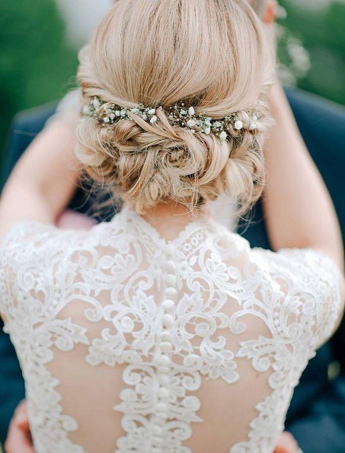 ▷ 1001 + Idées pour une hairstyle mariage cheveux courts + les coiffures des invitées