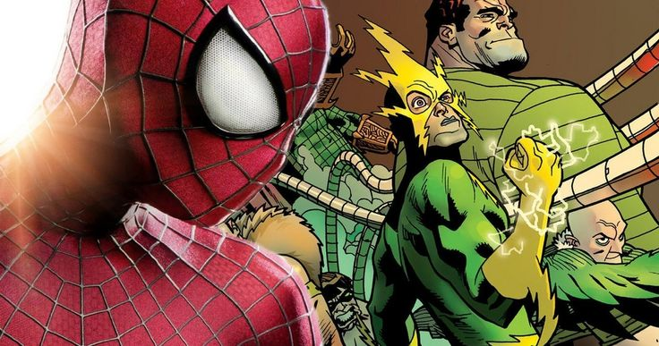 'Spider-Man' Spinoff 'Sinister Six' May Happen at Marvel -- Drew Goddard talks about the canceled 'Sinister Six' villain team-up movie, which still fits into Marvel's 'Spider-Man' plans. -- http://movieweb.com/sinister-six-movie-marvel-drew-goddard/