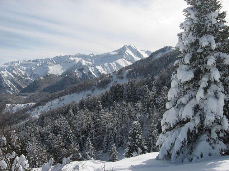 Guzet-Neige (Ariège)