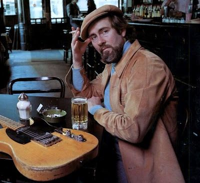 ROY BUCHANAN shares a beer with his Telecaster   Blues Tuesday