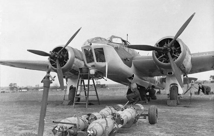 RAF Bristol Blenheim Mark IV