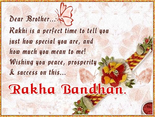Happy Raksha Bandhan Wishes and Quotes For Siblings - Festchacha  #happyrakshabandhan #rakshabandhan #rakhi