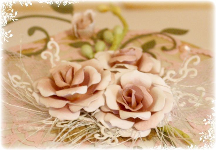 Flower Tutorial using Cheery Lynn Gardenia Die Strip - by Gabrielle Pollacco