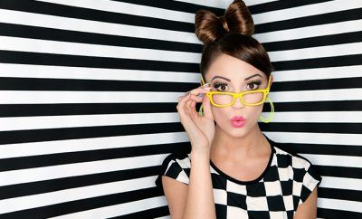 9 Makeup Hacks for Girls Who Wear Glasses http://vivaglammagazine.com/9-makeup-hacks-girls-wear-glasses/ #Makeup #Beauty #Tips