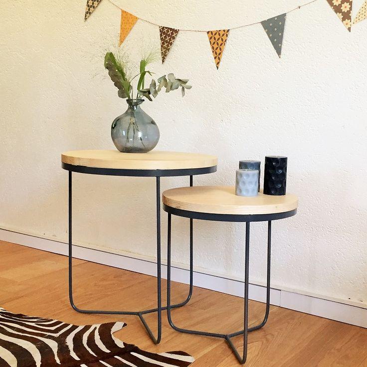 les 25 meilleures id es de la cat gorie table basse gigogne sur pinterest table gigogne. Black Bedroom Furniture Sets. Home Design Ideas