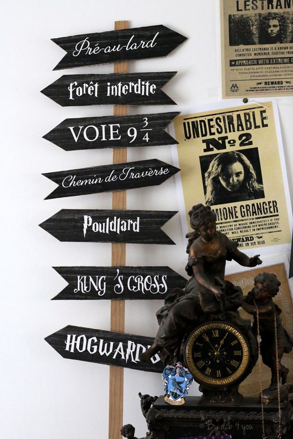 Remark organiser une fête d'anniversaire Harry Potter