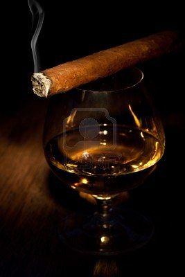 WHISKEY and TOBACCO / Cigar - Ummmmm !!!!!!!