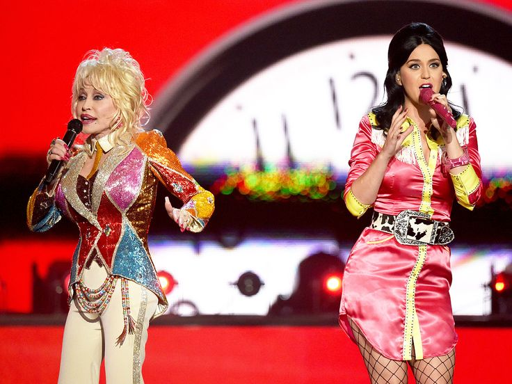 Dolly Parton and Katy Perry Team Up for Electrifying ACM Performance