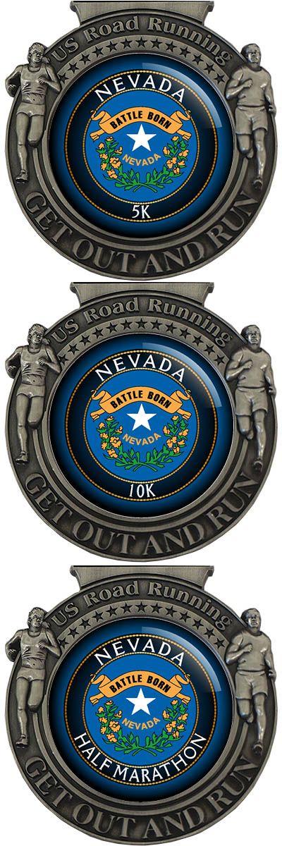 US Road Running - State Series - Nevada Virtual Race