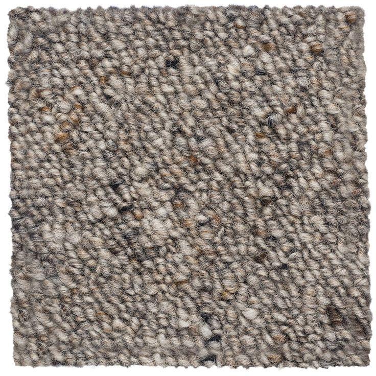 Natural Twill Berber Loop Pile 100 Pure New Zealand Wool