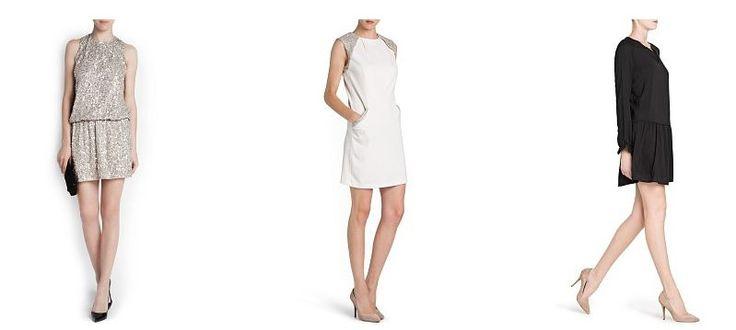 vestidos de invierno de fiesta mini mango - Buscar con Google