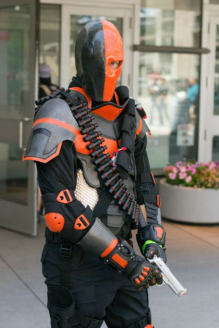 11 best Deathstroke Costume Ideas images on Pinterest