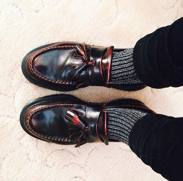 Cherry Red Adrian Dr Martens