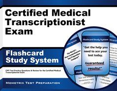 You can succeed on the Certified Medical Transcriptionist Test and become a Certified Medical Transcriptionist (CMT) by learning critical concepts on the test so that you are prepared for as many questions as possible.