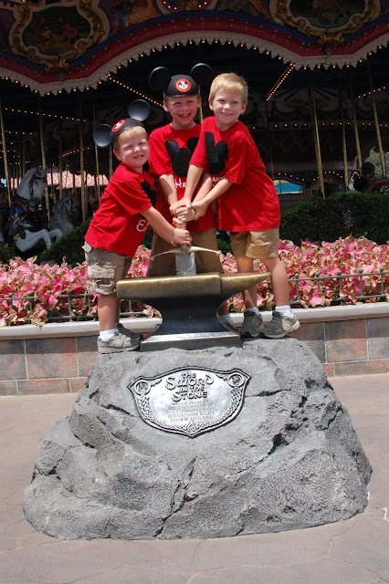 Love The Stone Tile For A Patio: *Random Thoughts Of A SUPERMOM!*: Walt Disney World Tips