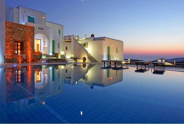 Aria Boutique Hotel, Folegandros Island, Greece!