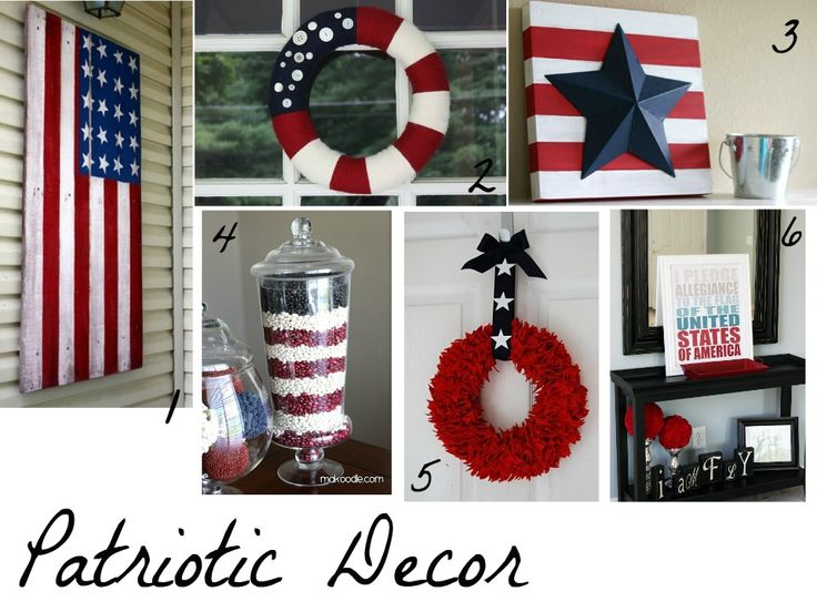 71 Best 4th Of July Crafting Ideas & Treats Images On