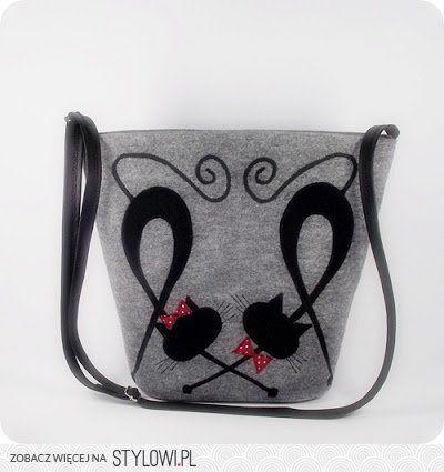 torebka z kotami