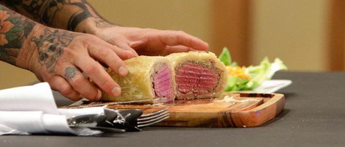 Aprenda a fazer o Bife Wellington, o prato da prova de eliminação do MasterChef