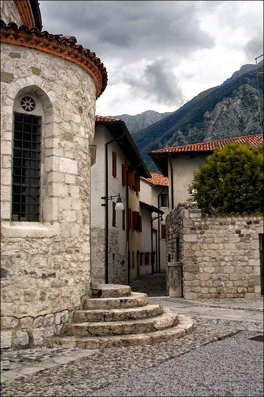 Venzone, Udine, Friuli-Venezia Giulia Italy